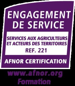 Logo afnor-ref221formation